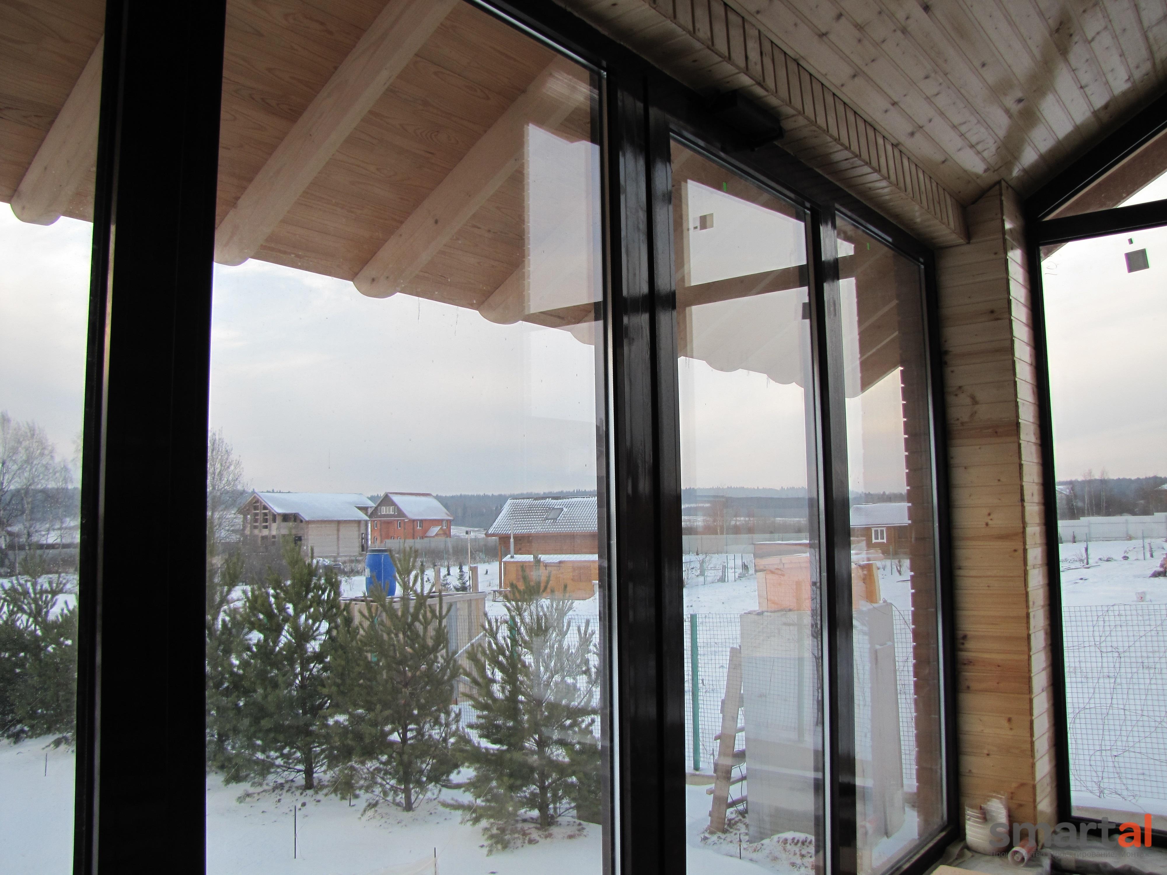 Алюминиевые окна: их особенности, недостатки, преимущества
